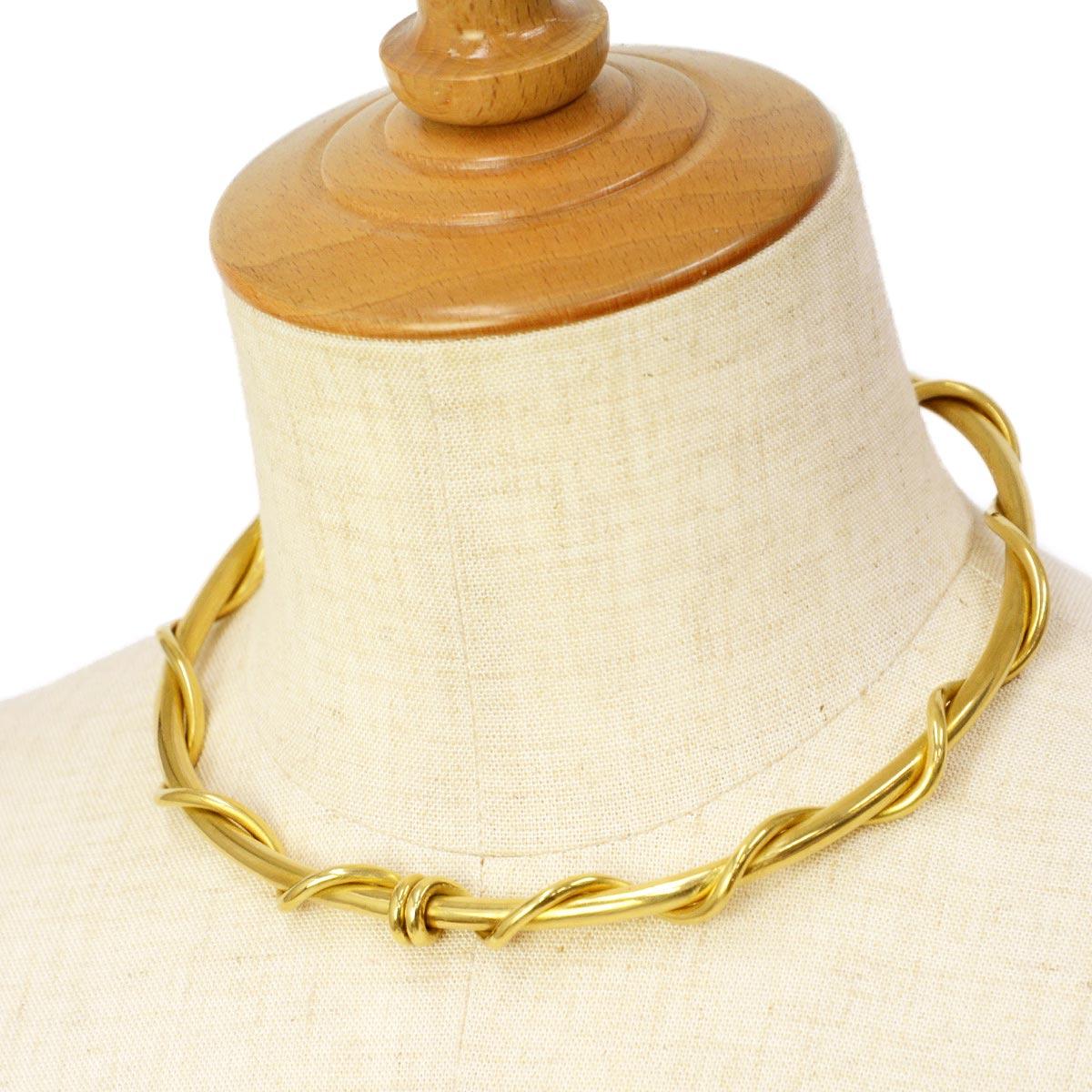 【30%OFF】SOKO【ソコ】ネックレス  KAMBA COLLAR NECKLACE JN1820116 brass ゴールド