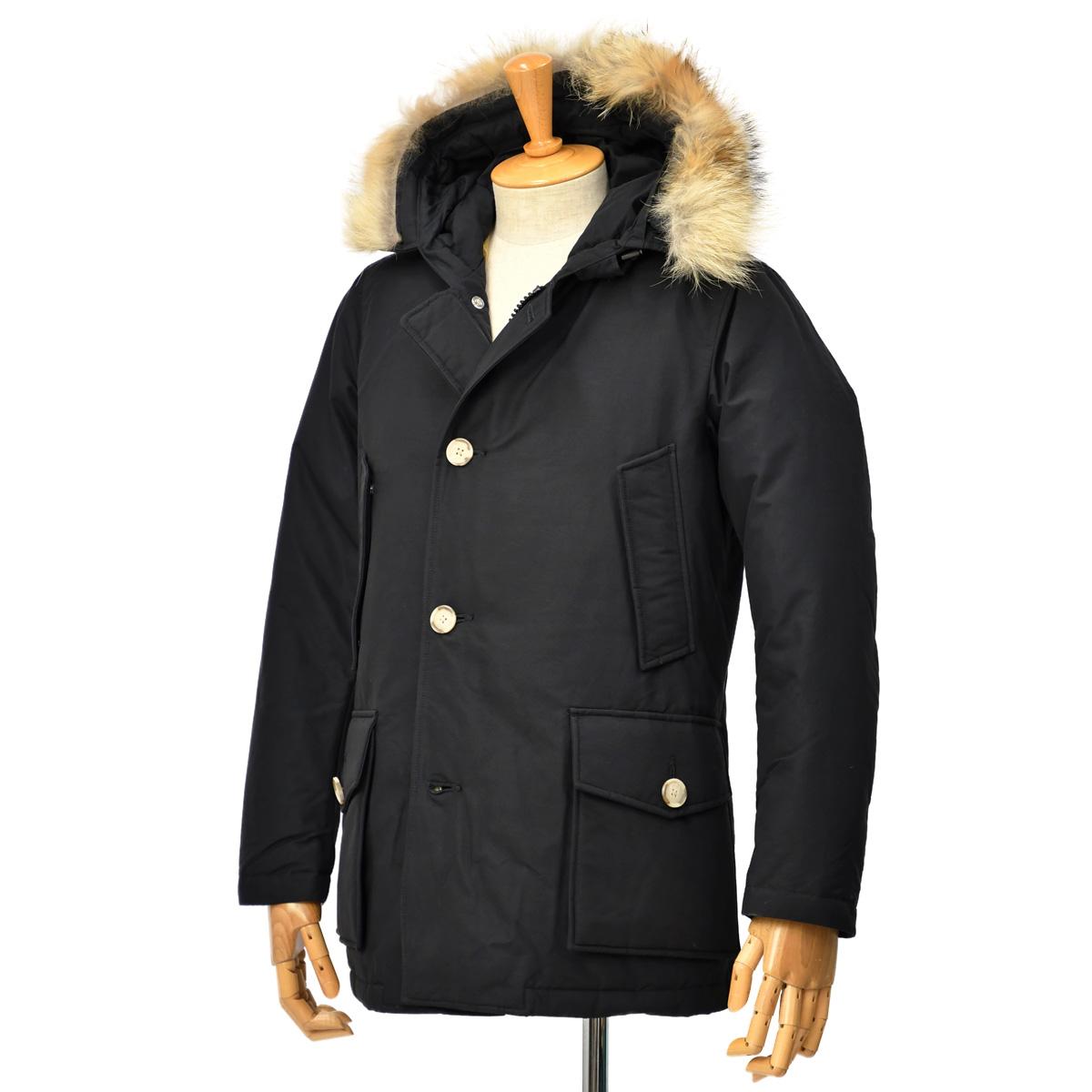 WOOLRICH【ウールリッチ】ダウンジャケット ARCTIC PARKA WOCPS2919 NEW BLACK ブラック